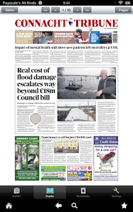 The Connacht Tribune- screenshot thumbnail