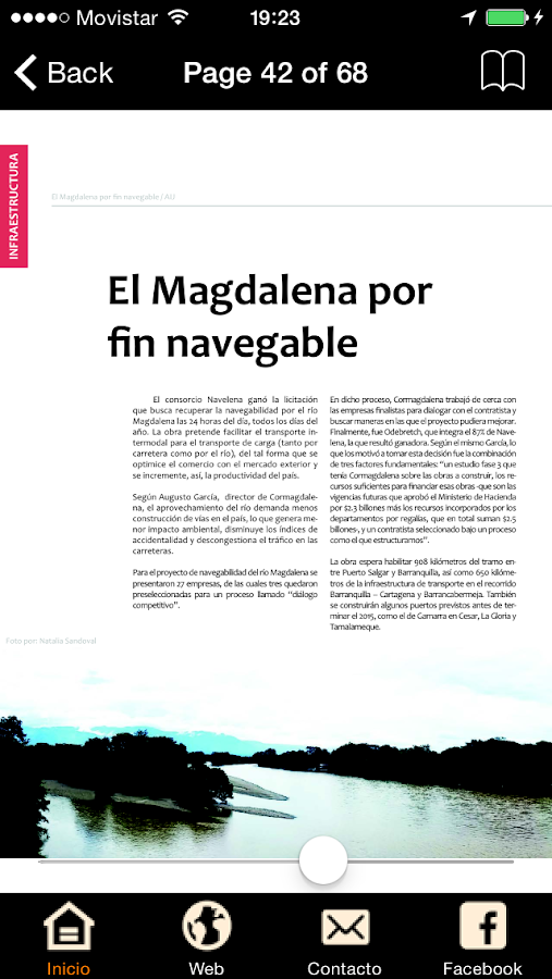 AIJ La Revista- screenshot