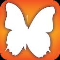 Audubon Butterflies logo