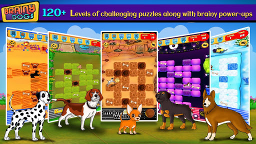 Brainy Dogs an amazing game