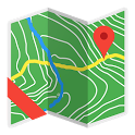 BackCountry Nav Topo Maps GPS icon