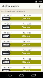 Vueling -Goedkope Vliegtickets - screenshot thumbnail