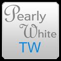 Pearly White TW ADW logo
