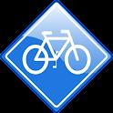 Bici Mapas Cycle icon