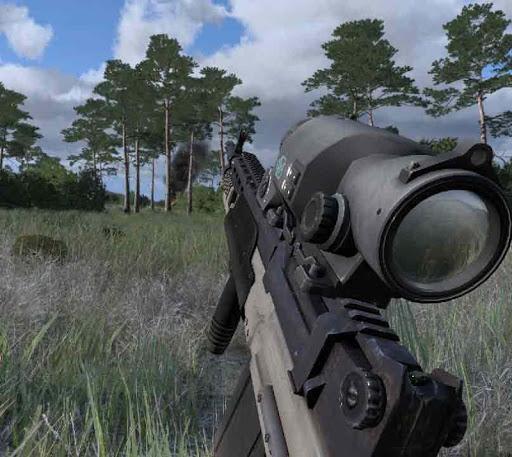 狙擊手狩獵遊戲(高清)