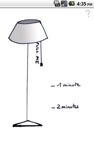 Timed Lamp- screenshot