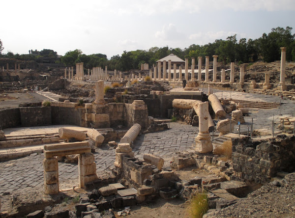 Ruins of Bet She'An