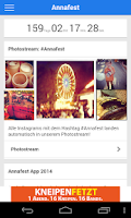 Screenshot of Annafest Forchheim