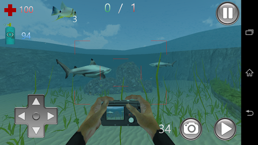 Diving Sim 3D