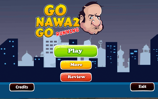 Go Nawaz Go Running