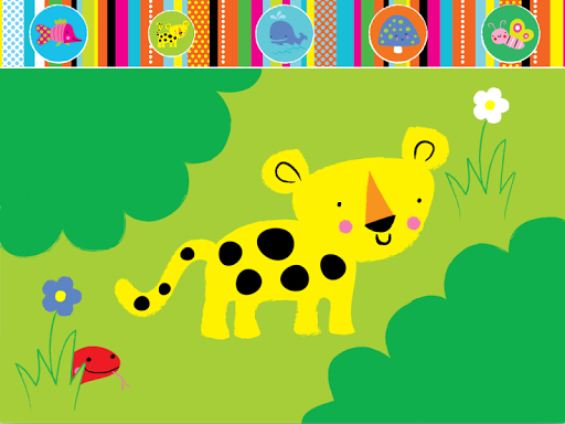 Very First Play App - Animals