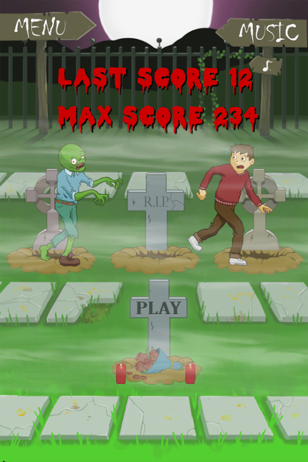 Zombie Games - screenshot