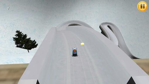 舵雪橇赛车3D