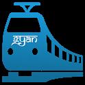Indian train & IRCTC info icon