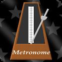 metrónomo tempo icon