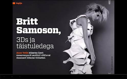 Eesti Ekspress- screenshot thumbnail