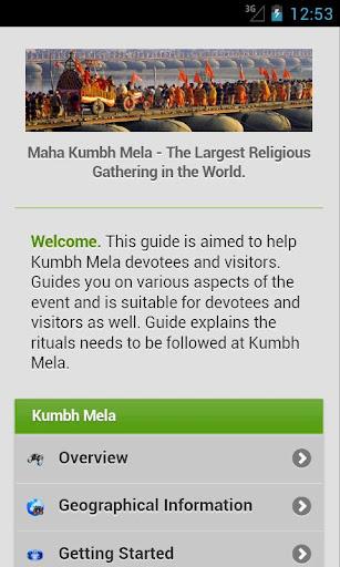 Kumbh Mela 2013 Festival Guide