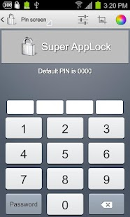 Super AppLock (App Protector) - screenshot thumbnail