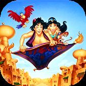 Aladdin Desert Surfer