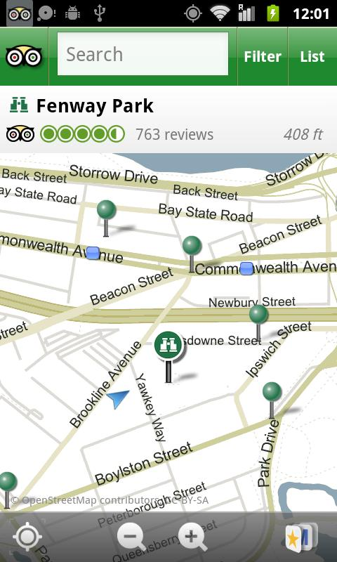 Boston City Guide screenshot #2