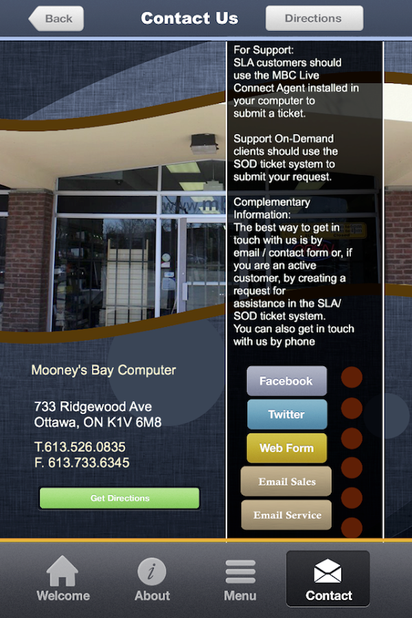 Mooney's Bay Computer - MBC- screenshot