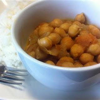Indian Chickpeas