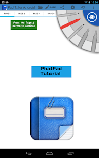 PhatPad- screenshot thumbnail
