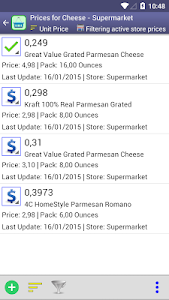Perfect Shopping List screenshot 4