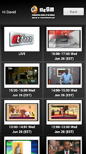 AfrikaSTV - ASTV - screenshot thumbnail