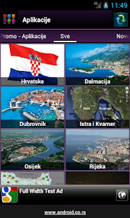 Android Hrvatska - screenshot thumbnail