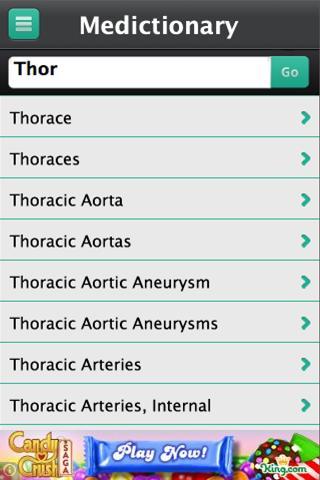 【免費醫療App】Medictionary-APP點子
