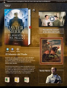 Javier Sierra HD- screenshot thumbnail