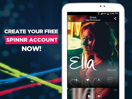Spinnr Music 3.1.1 screenshot 237581