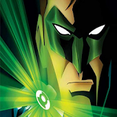 Green Lantern Cartoons