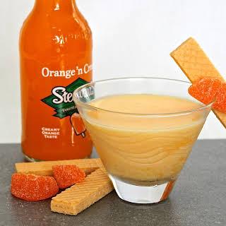Orange Creamsicle-tini.