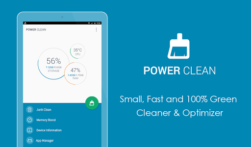 Power Clean(Booster & Cleaner) v2.34