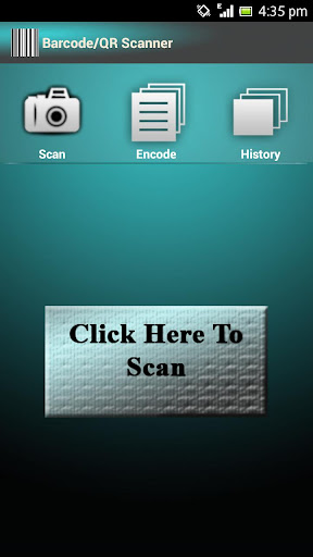 Barcode QR Scanner