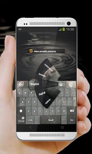 月亮 GO Keyboard