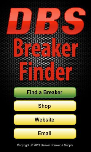Identify a Breaker