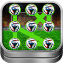 Football Pattern Screen Lock icon