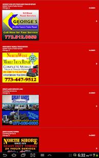 Find Truck Service Trucker App - screenshot thumbnail