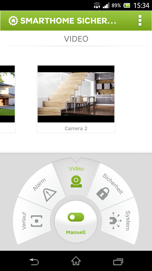 smarthome sicherheit android apps on google play. Black Bedroom Furniture Sets. Home Design Ideas