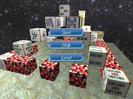Screenshot of Snake 3D