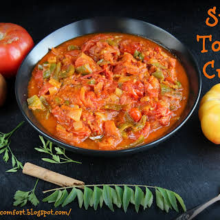 Spicy Tomato Curry.