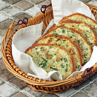 Roasted Garlic Bread.