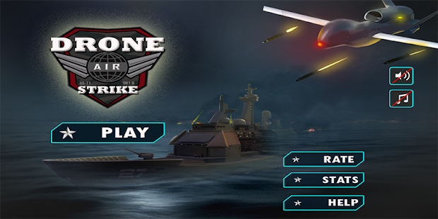 Drone Air Attack 3D for PC and MAC