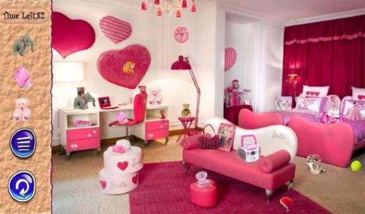 Hidden Objects Girls Room 2