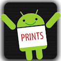 Android Prints logo