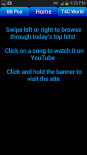 Music Central: Top Hits - screenshot thumbnail