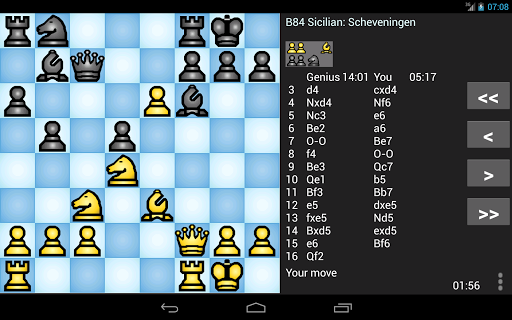 Chess Genius Lite 3.0.4 screenshots 4